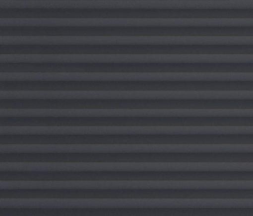 plisségardin mörkgrå – semitransparent