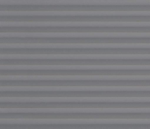 Plissé Mörkgrå – Semitransparent
