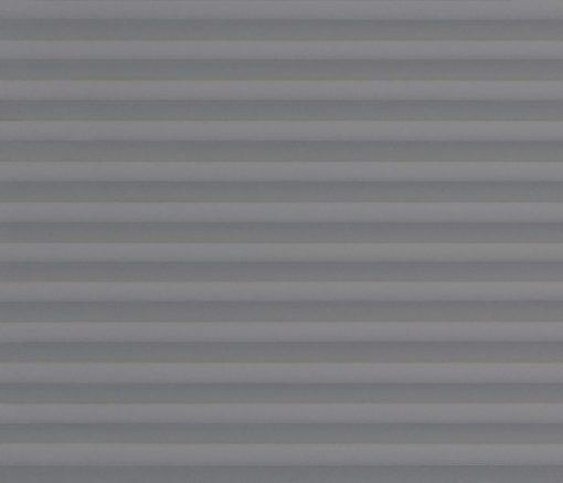 Plisségardin ljusgrå – semitransparent