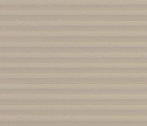 Plisségardin Beige – Semitransparent