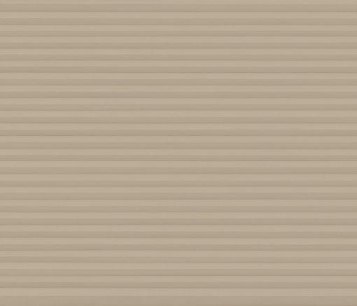 Plisségardin Beige – Mörkläggande