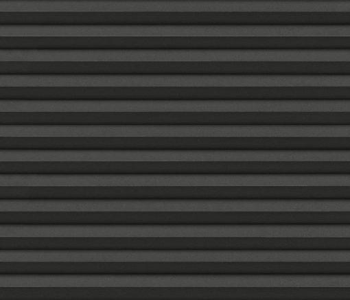 Plisségardin Svart – mörkläggande