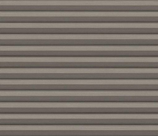 Plisségardin Brun – mörkläggande